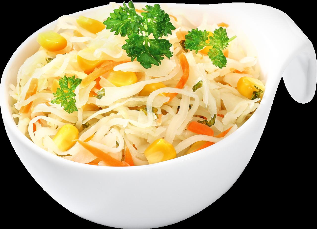 Smakmak sałatka z kukurydzą